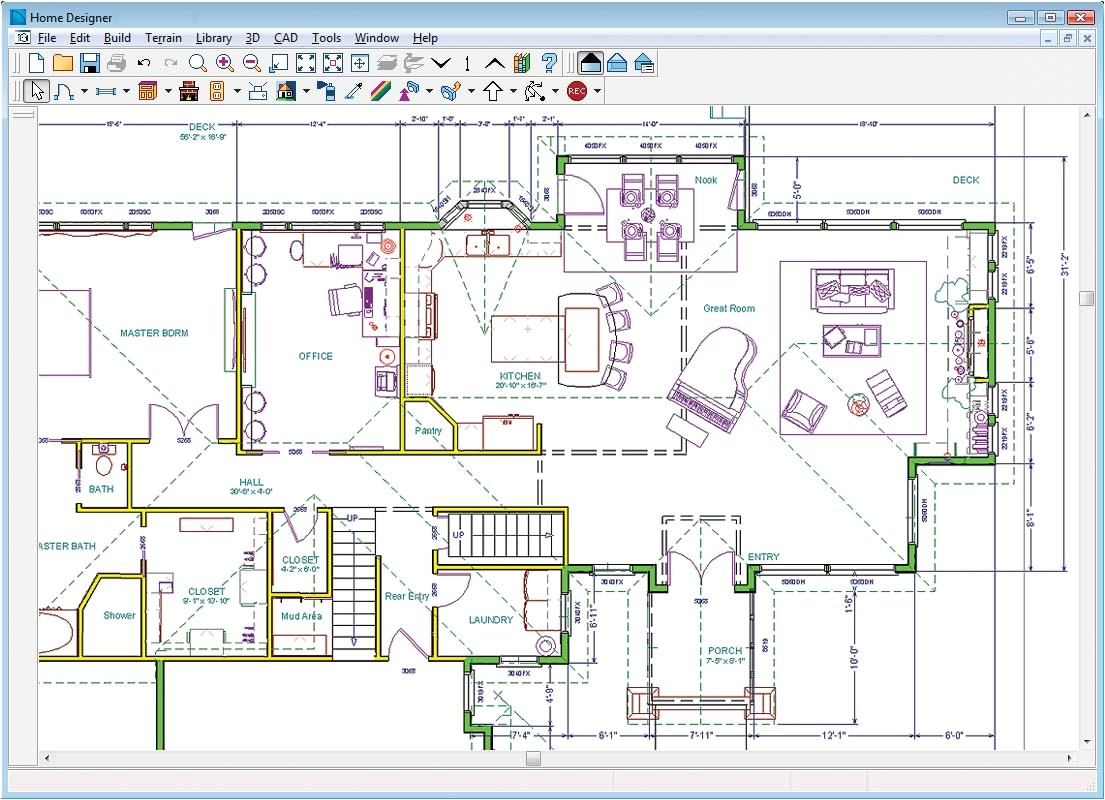Home Plan Program Home Design software Creating Your Dream House with Home