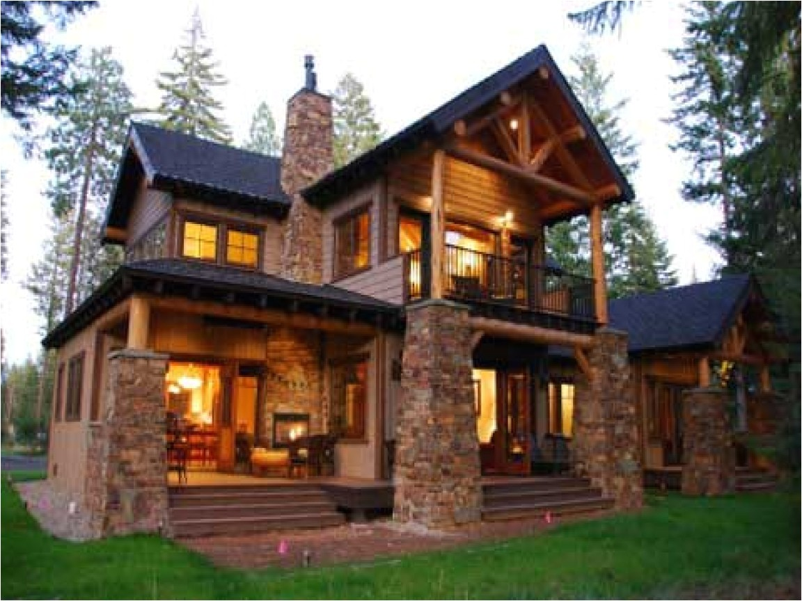 Home Plans Colorado Colorado Style Homes Mountain Lodge Style Home Plans