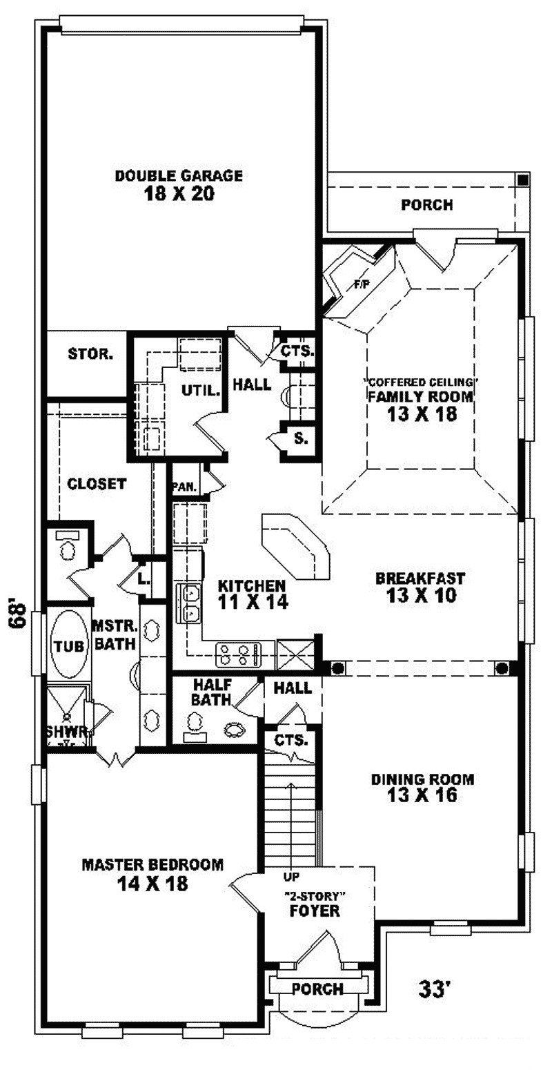 beautiful home plans for narrow lots 4 narrow lot house plans