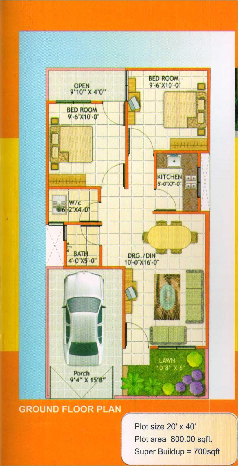 x40 house plans