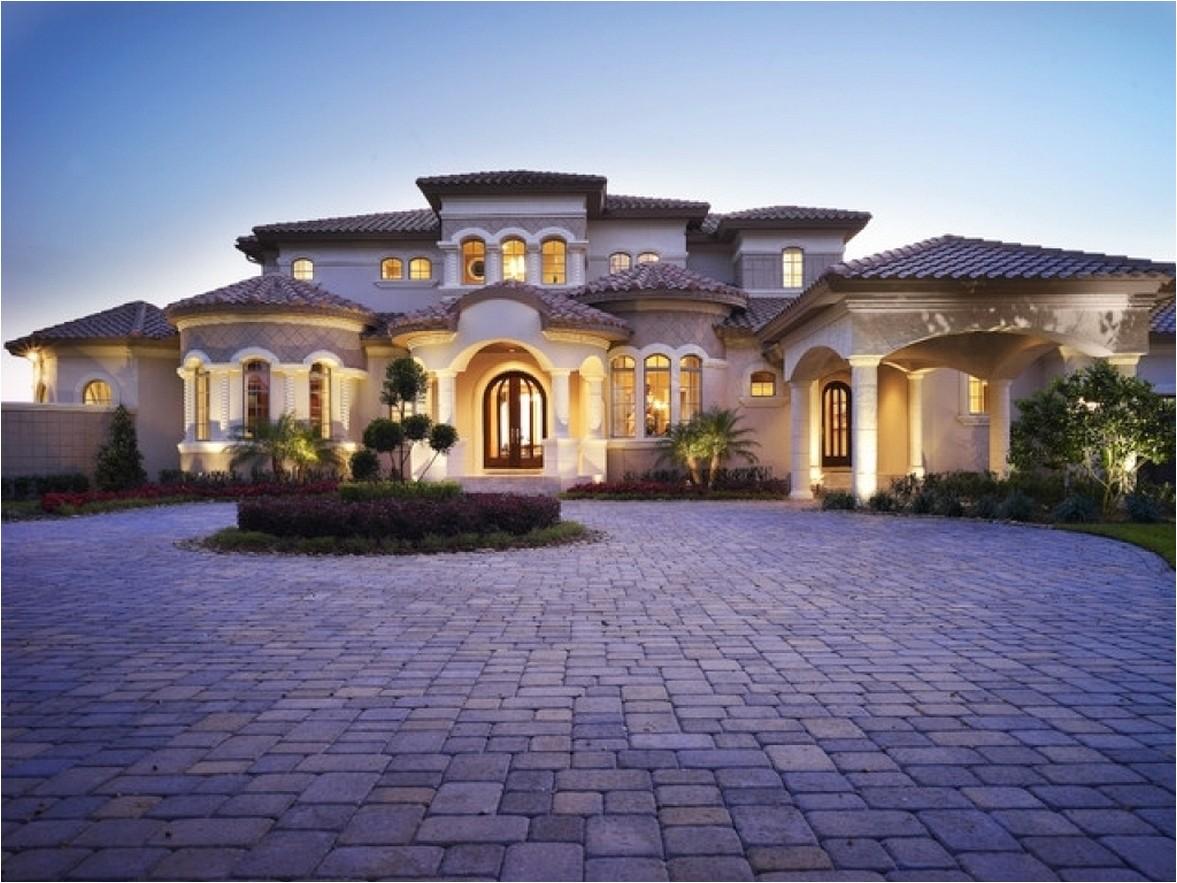 Home Plans Mediterranean Style Mediterranean Style Home Designs Architecturein