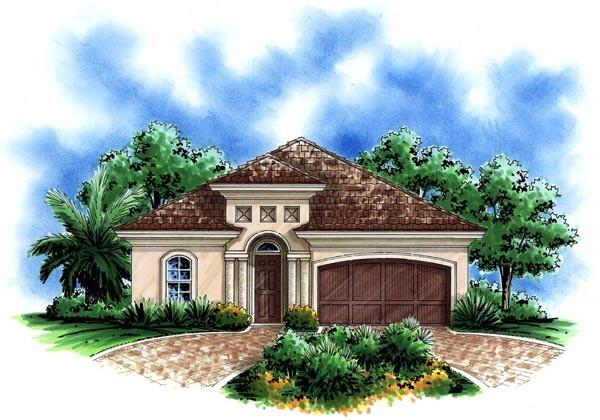 tiny home plans mediterranean style