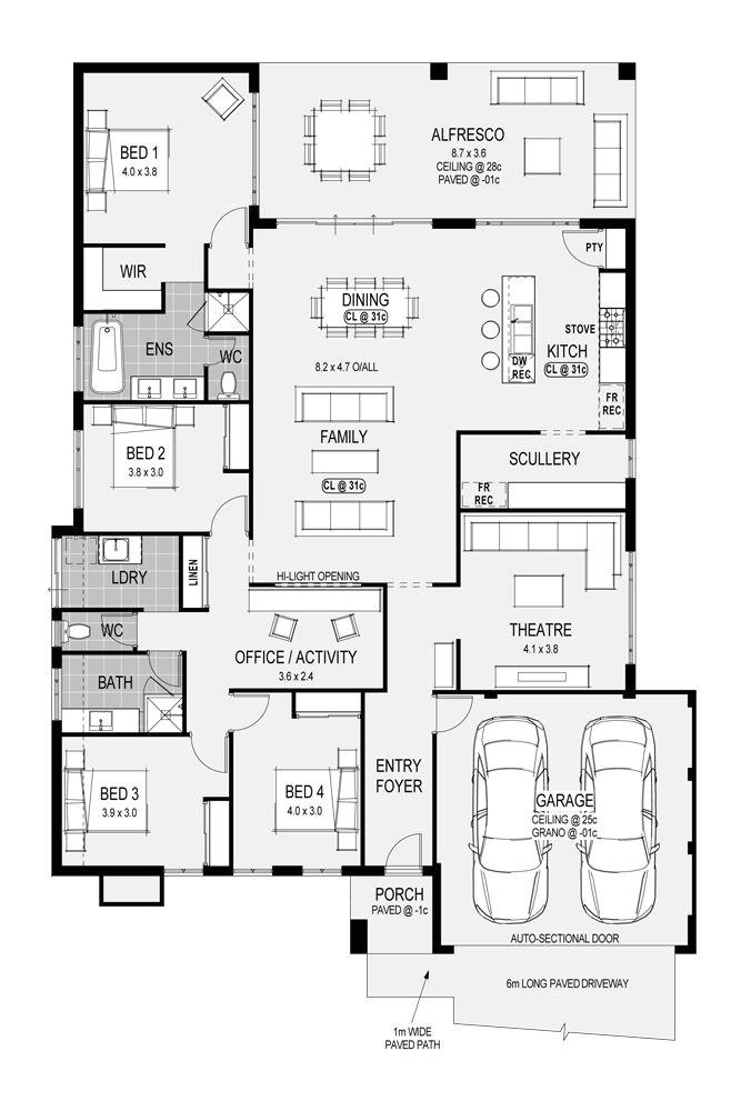 farmhouse plans perth