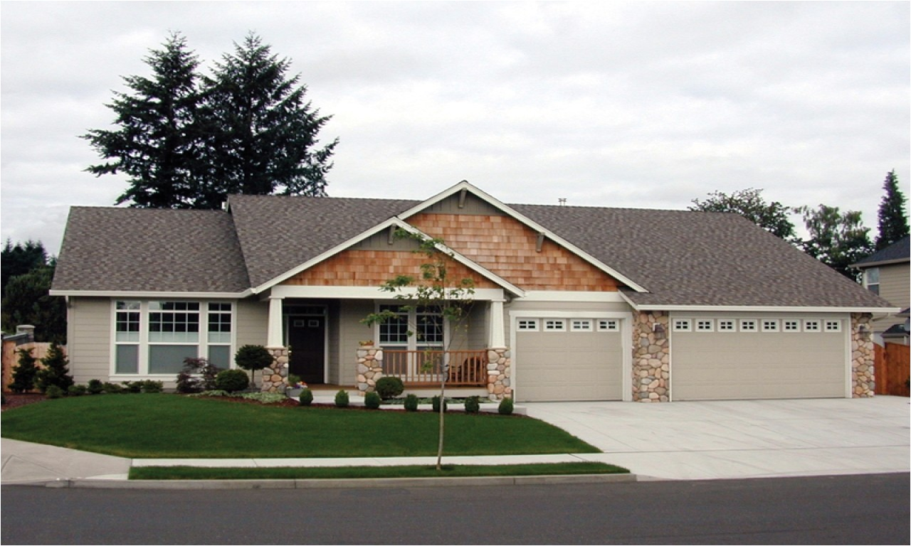 79ac5759210f056e craftsman ranch house designs craftsman style ranch house plans