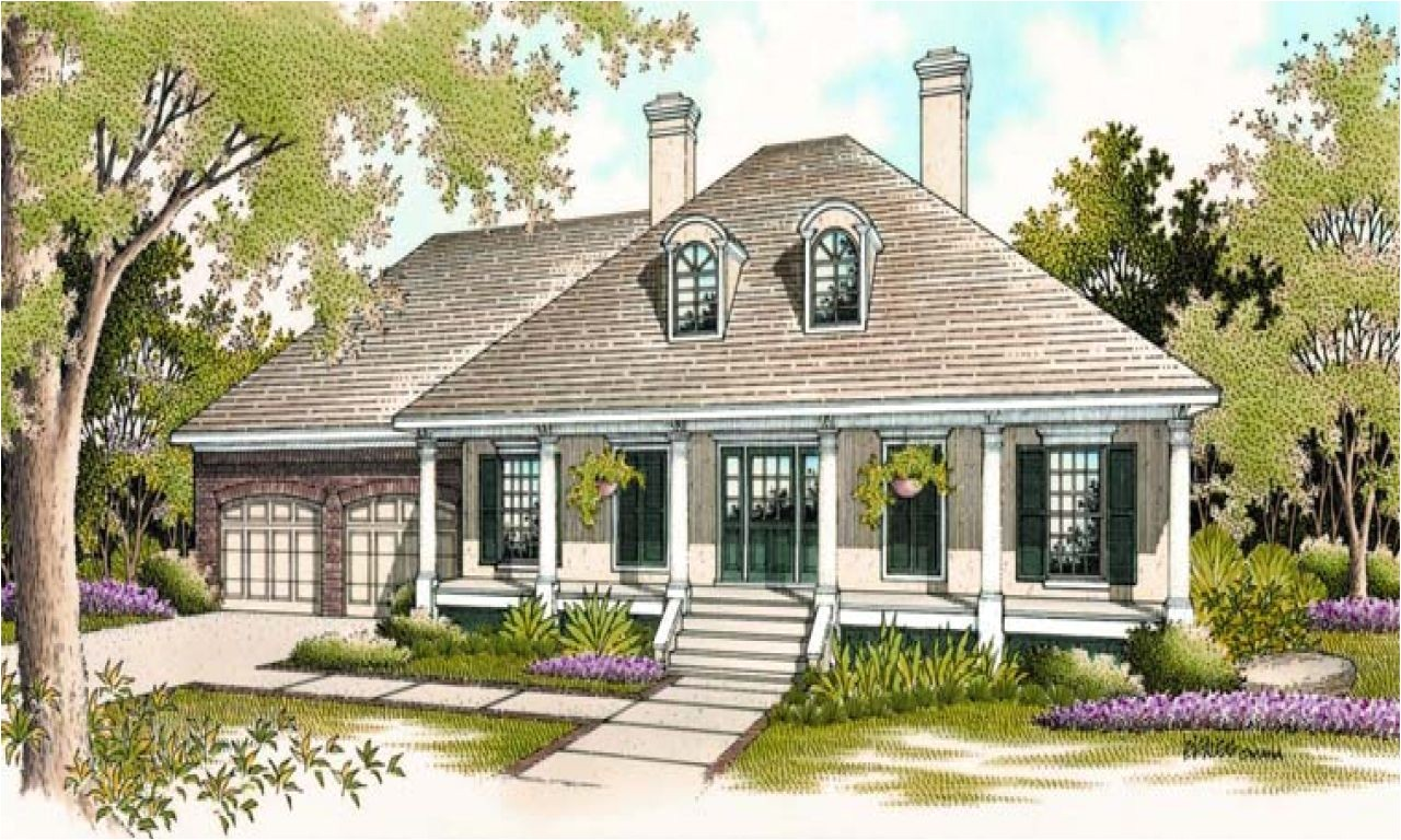 southern living cape cod house plans