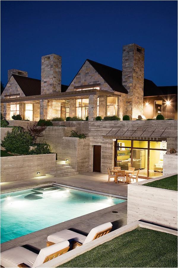 gorgeous contemporary home washington state
