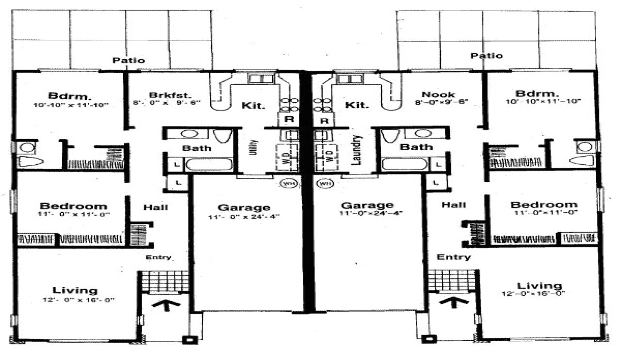 d70af70717400919 small two bedroom house plans house plans with two master bedrooms