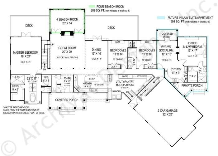 marvelous in law house plans 6 mother in law house plans with apartment
