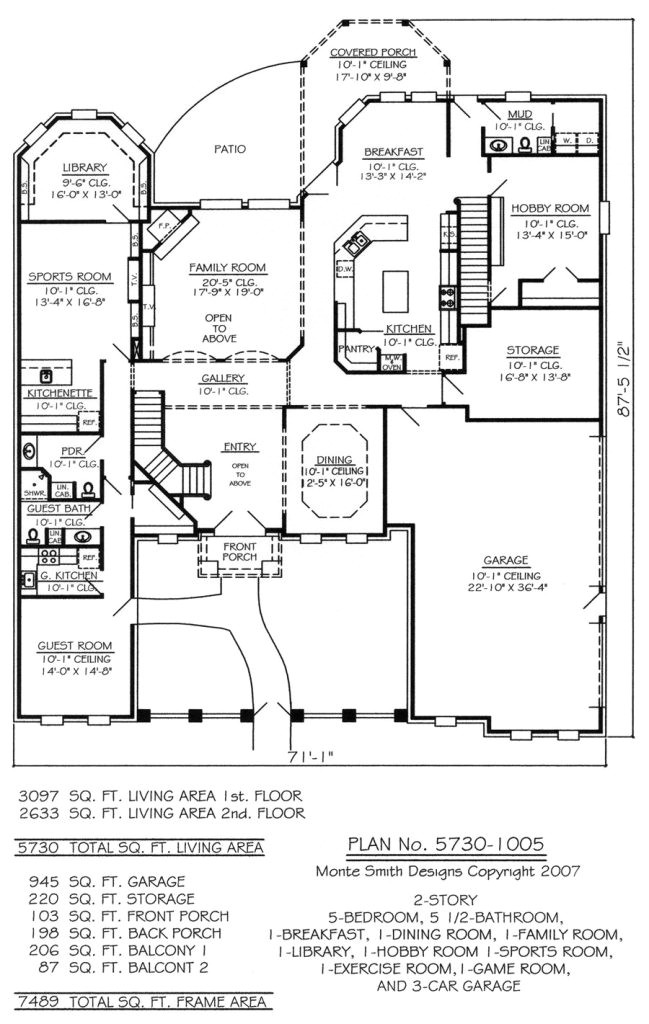 Home Plans with Library House Plans with Dog Room Luxury On House Plans with