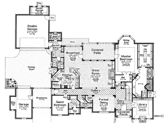 Home Plans with Porte Cochere Porte Cochere House Plans Google Search House Plans