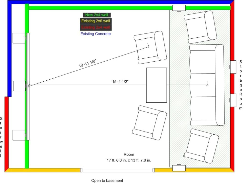 home theater plans