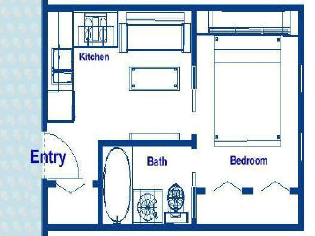 200 square feet house plans