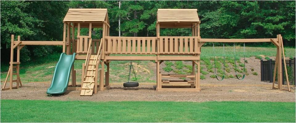 backyard playground building plans