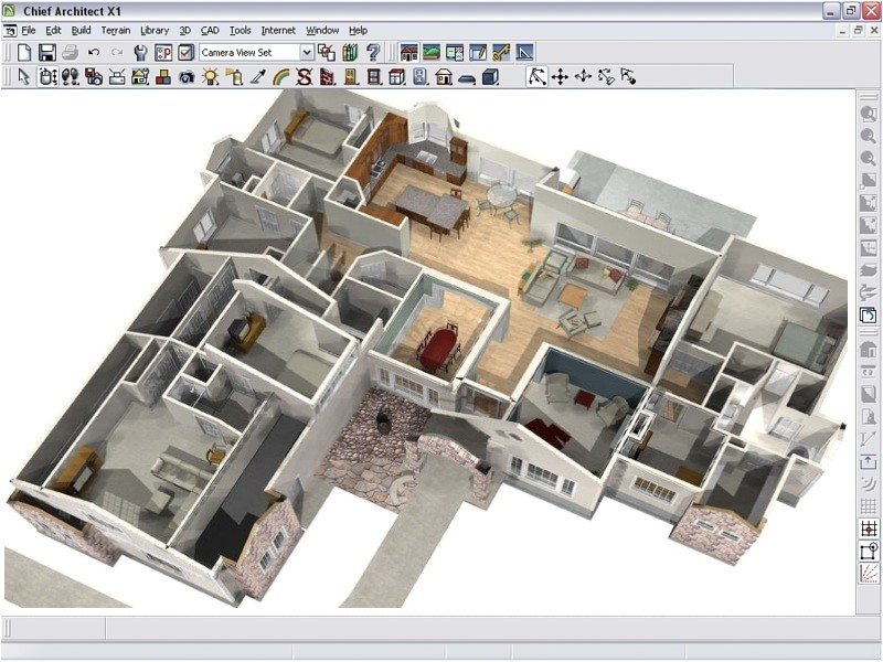 3d software to help design your home