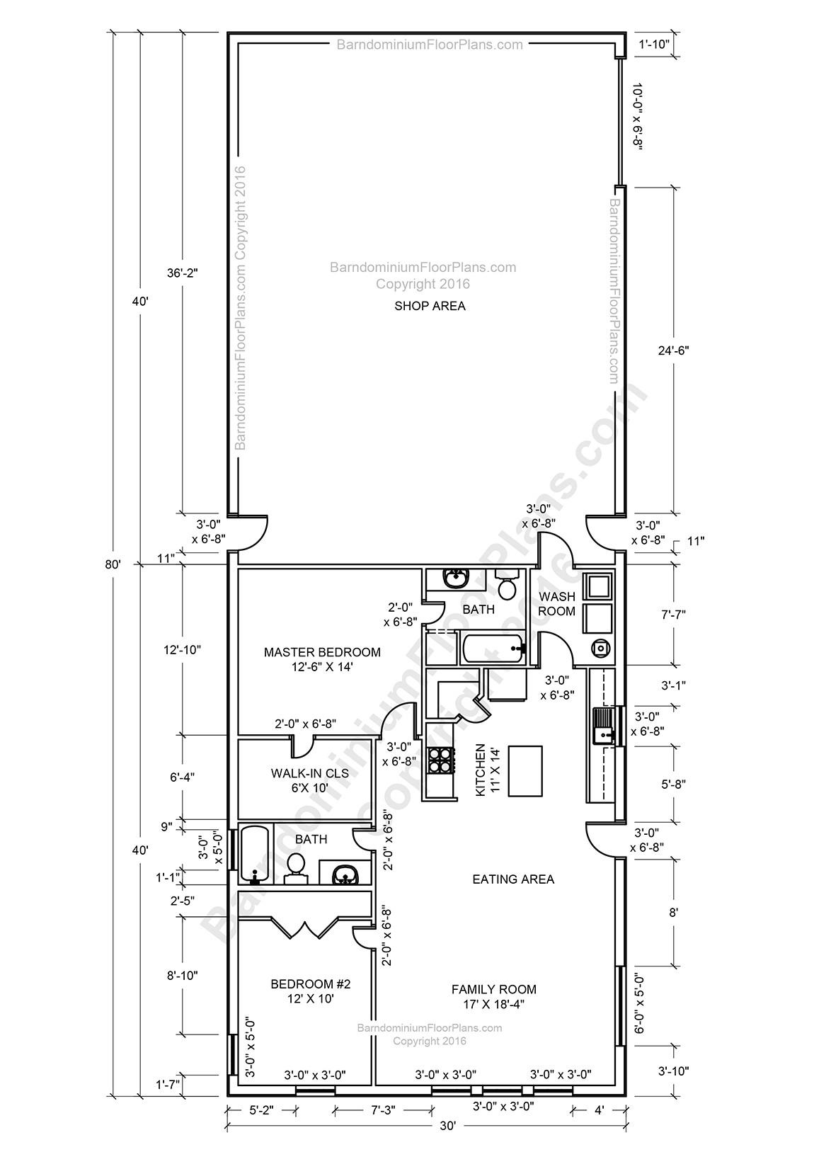 barndominium plans