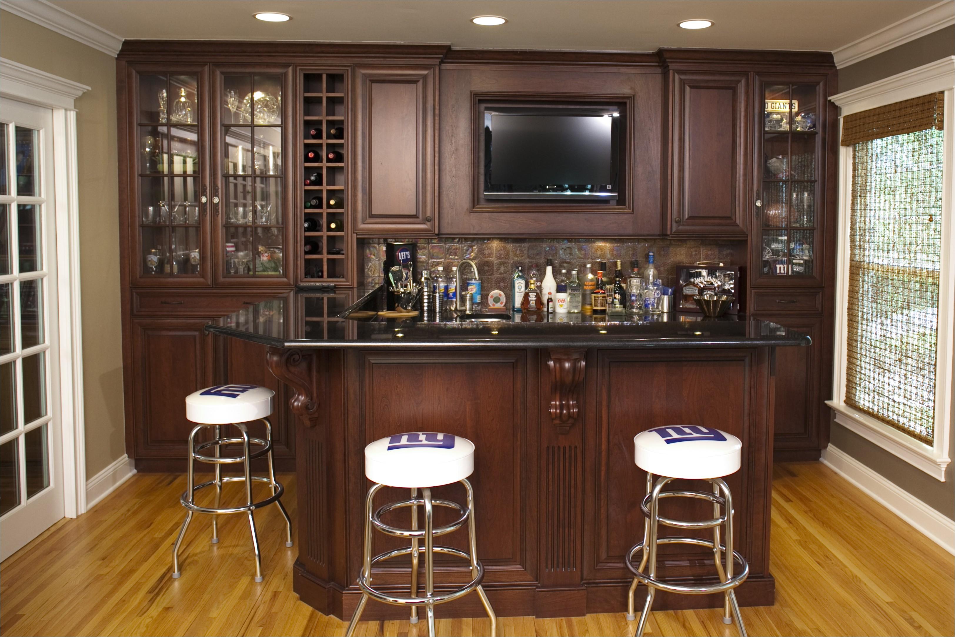 custom home bars 9