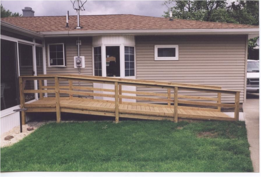 Home Wheelchair Ramp Plans Wheelchair assistance Wheelchair Ramp Design