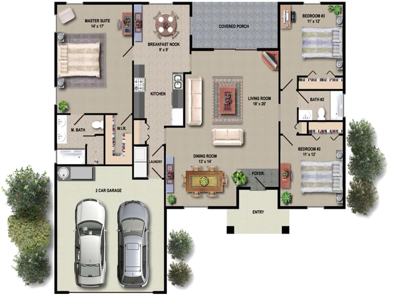 768468e2a155bd29 house floor plan design simple floor plans open house