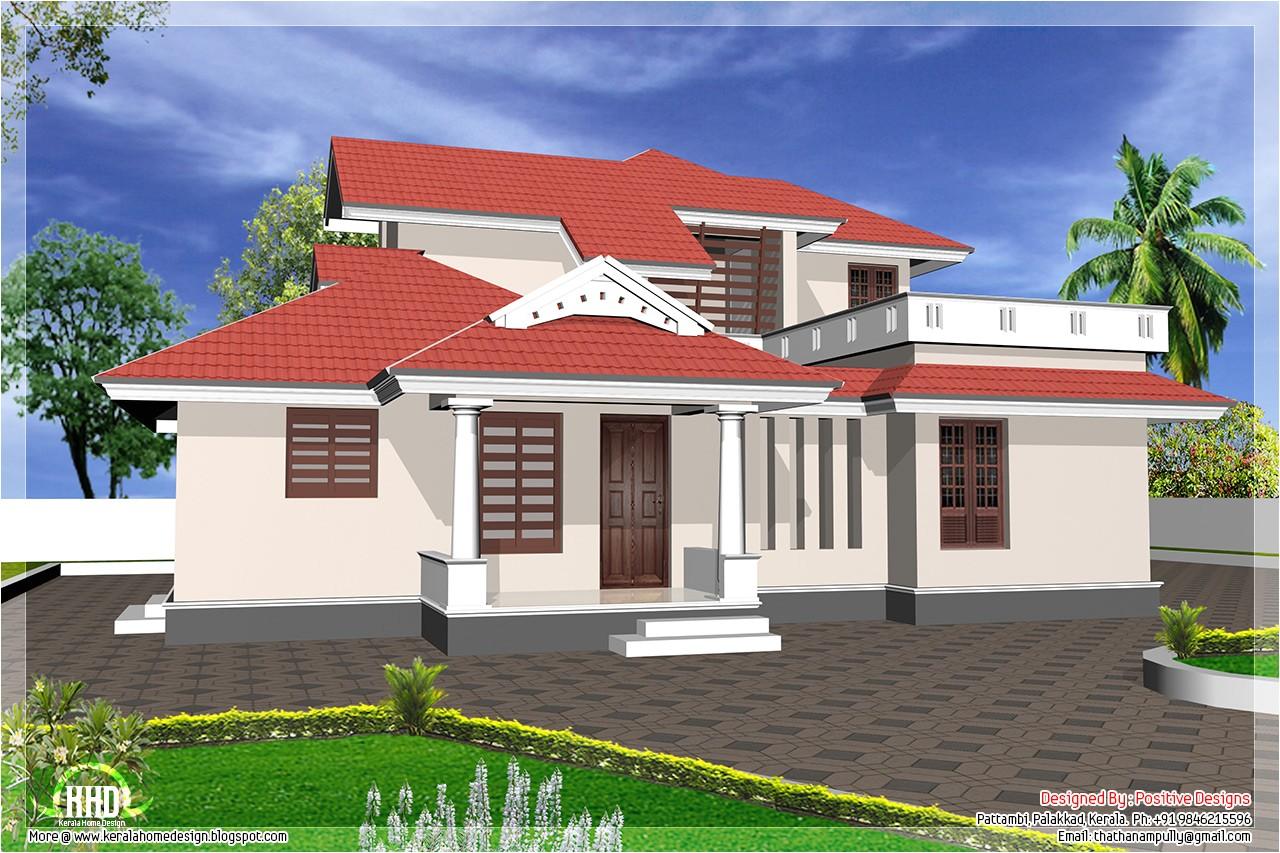 feet kerala model home design house plans