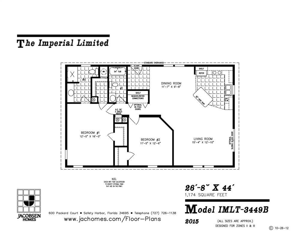 homes of merit floor plans