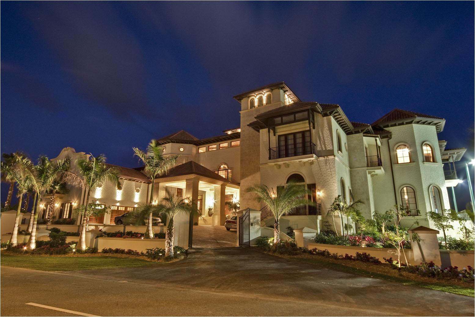 cayman islands mega mansion