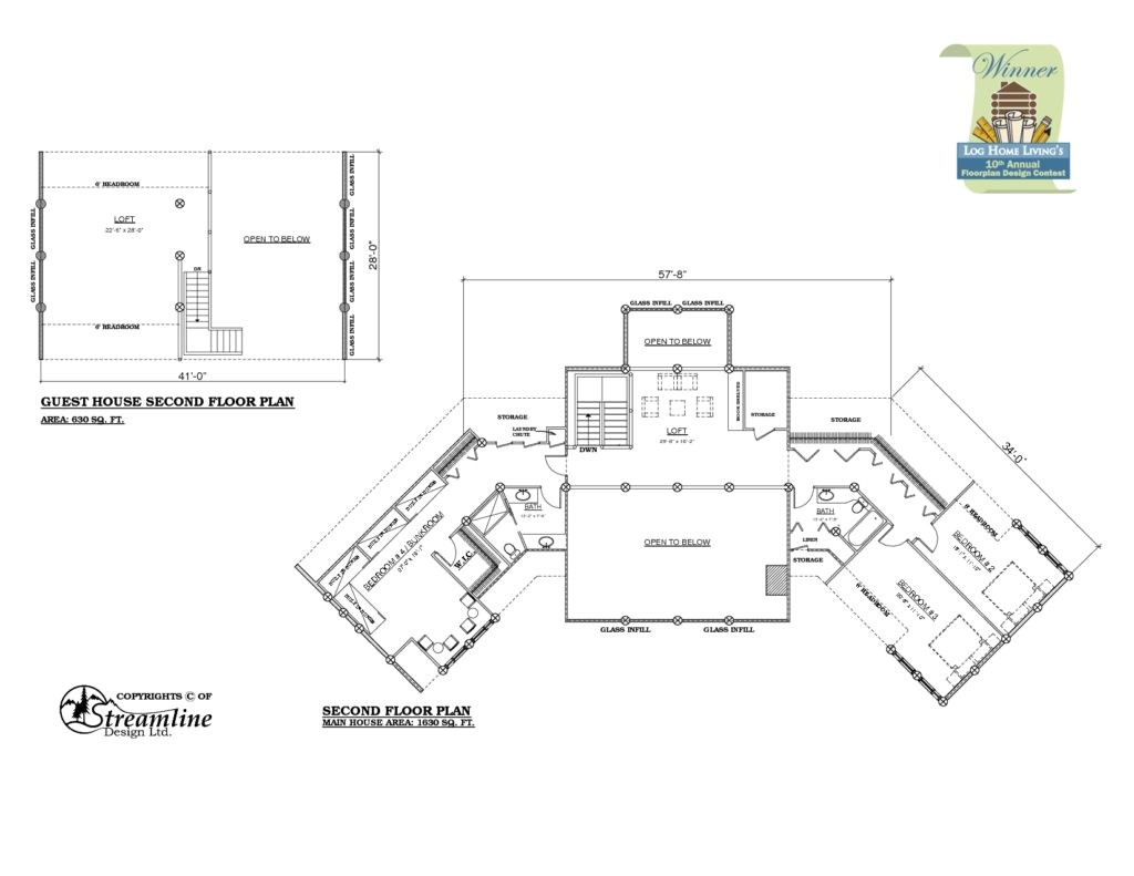 home plans with guest houses