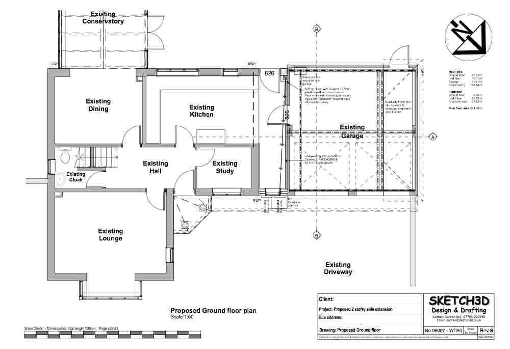 3 storey commercial building floor plan