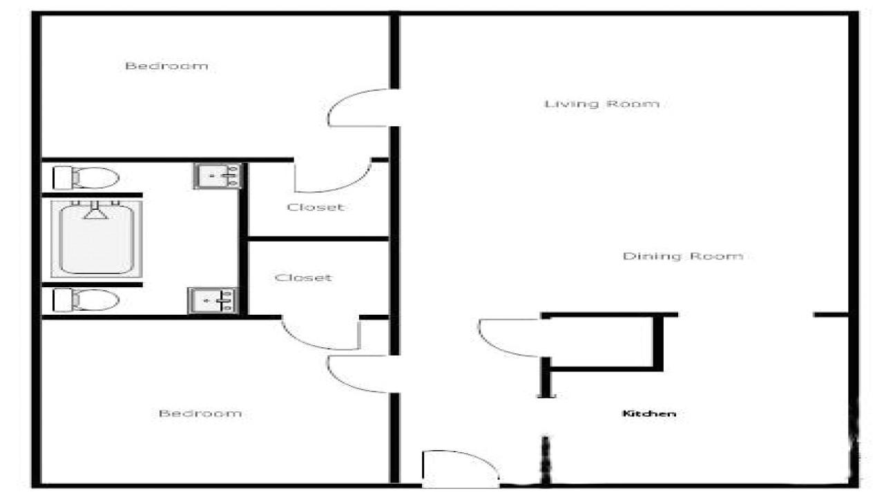 484b941ada099cc6 2 bedroom 1 bath house plans 2 bedroom 1 bath house
