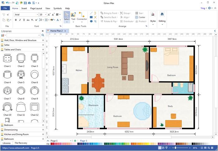 floor plan design app for windows