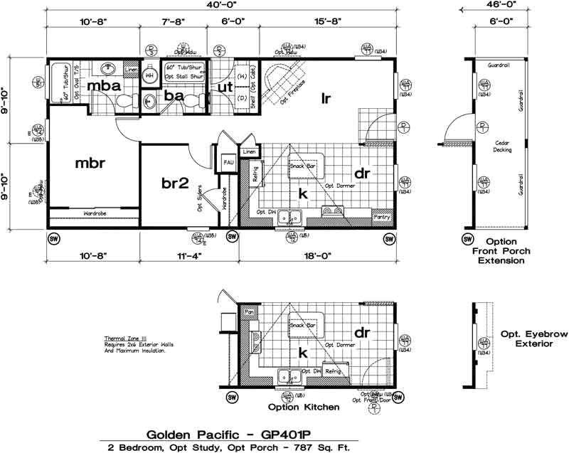 20x40 floor plans
