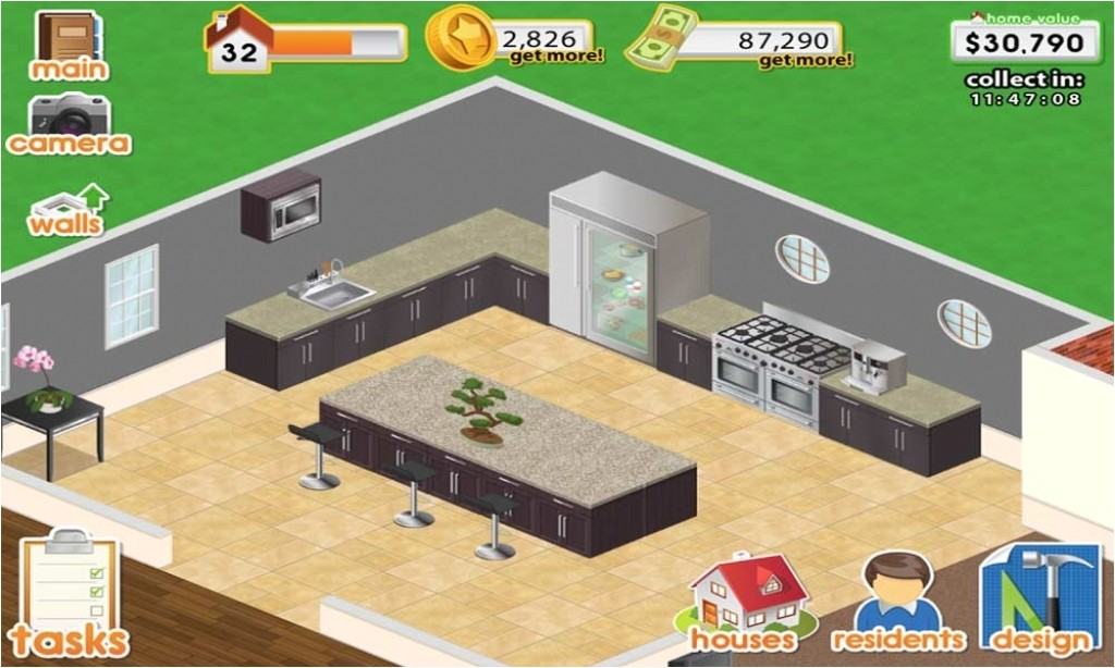 play free online design your own house