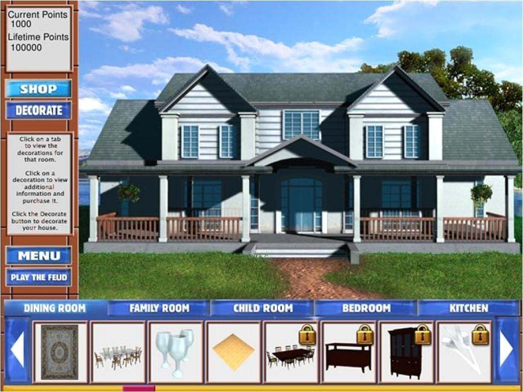 virtual house designing games