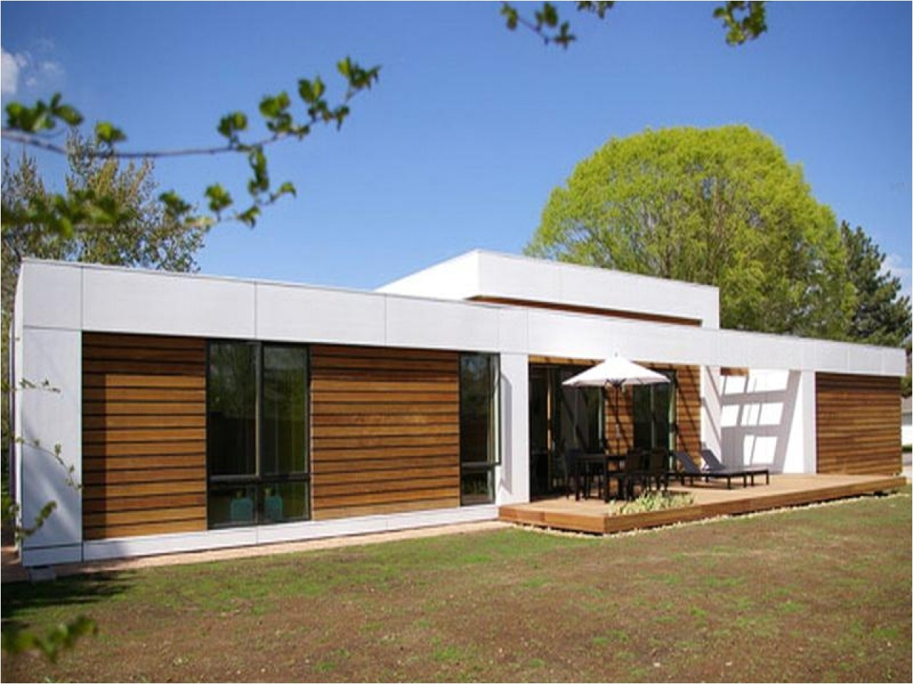 f37dbd273a511c7f modern house single floor plans single story modern house designs
