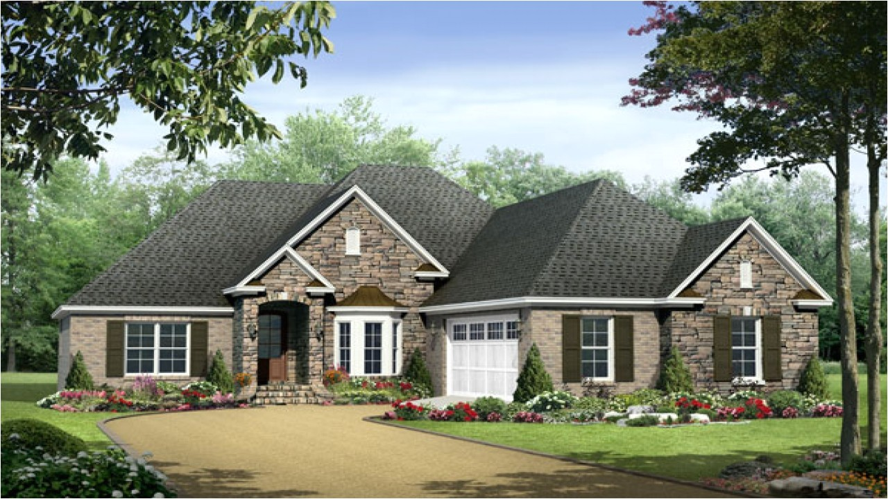 15522f1b9421d641 one story house plans best one story house plans