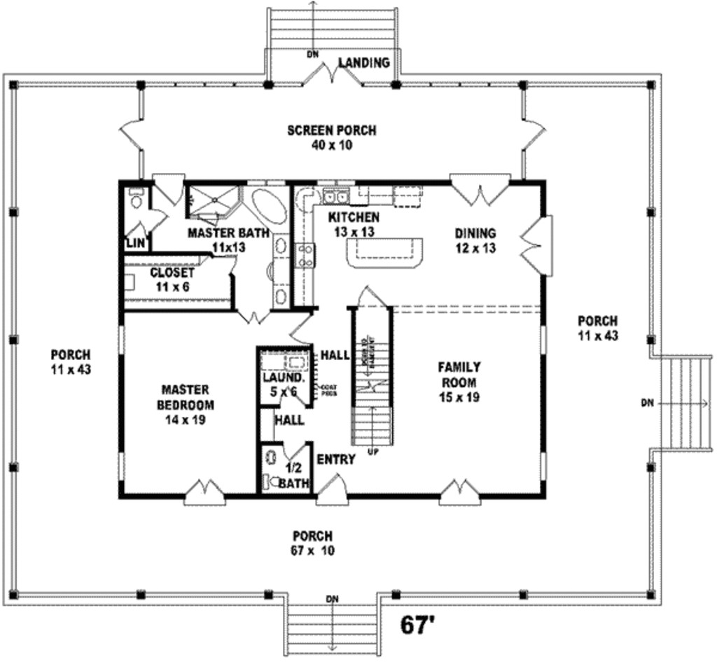 2400 square feet 3 bedrooms 2 5 bathroom country house plans 2 garage 22550