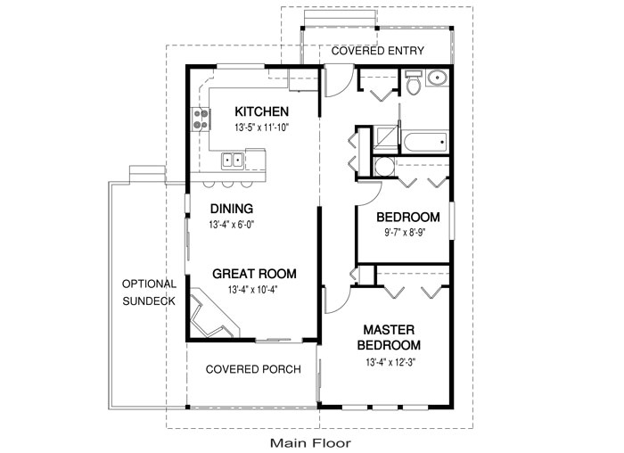 home plans under 700 sq ft