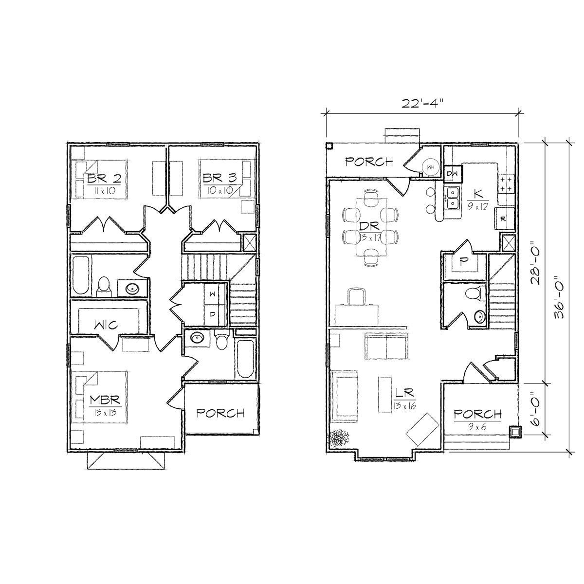 House Plans for A Small Lot Small House Plans for Narrow Lot Home Deco Plans