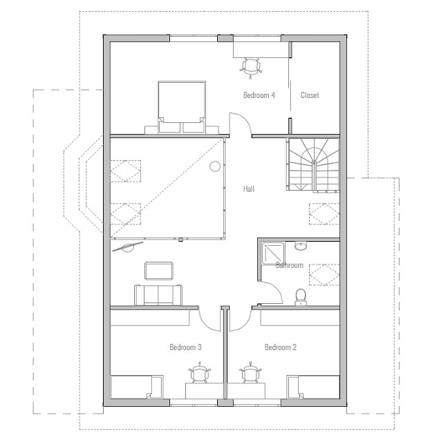 affordable home plan ch34