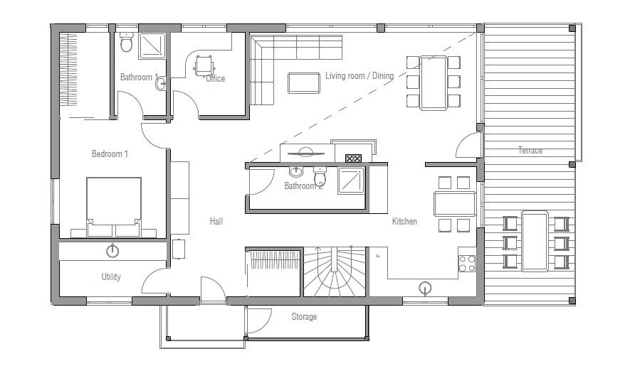 economical house plan ch35