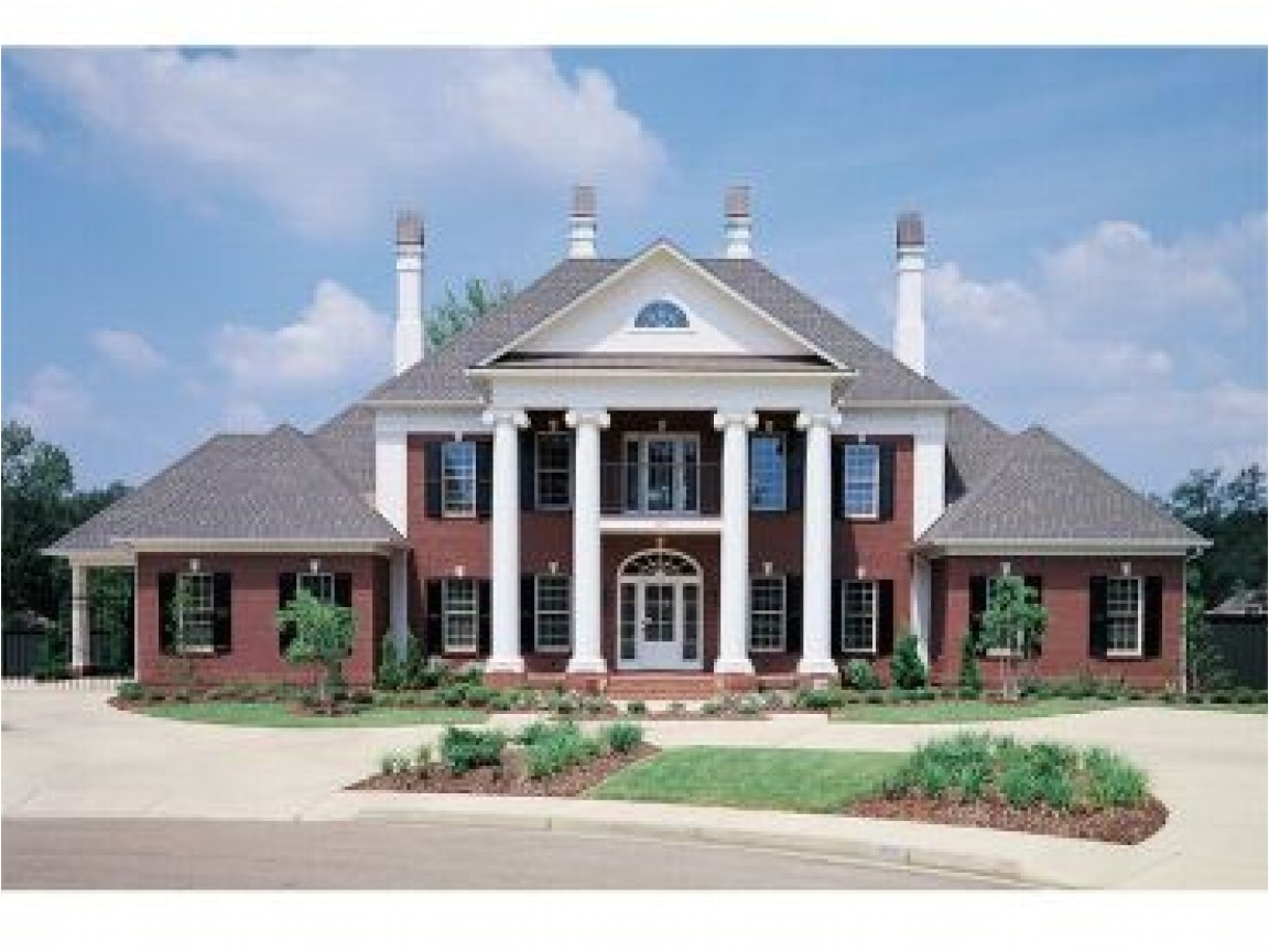 33ac736355dde159 southern colonial style house plans federal style house