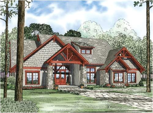 House Plans for Mountain Views Mountain View House Plan 8649 Houses Pinterest