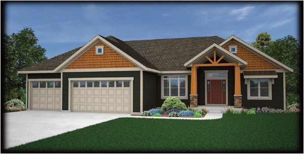 browse our ranch house plans