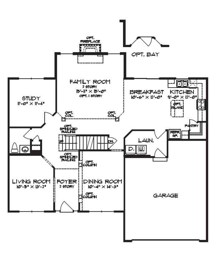 floorplan submodelid 13