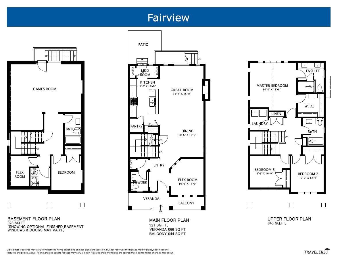 single family homes floor plans 2