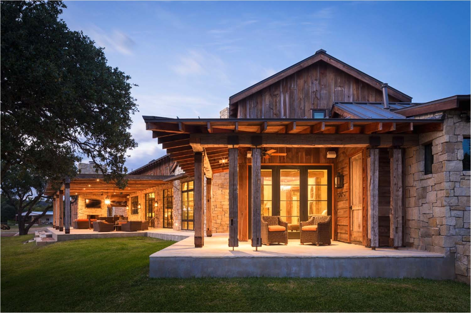 country ranch style home plans