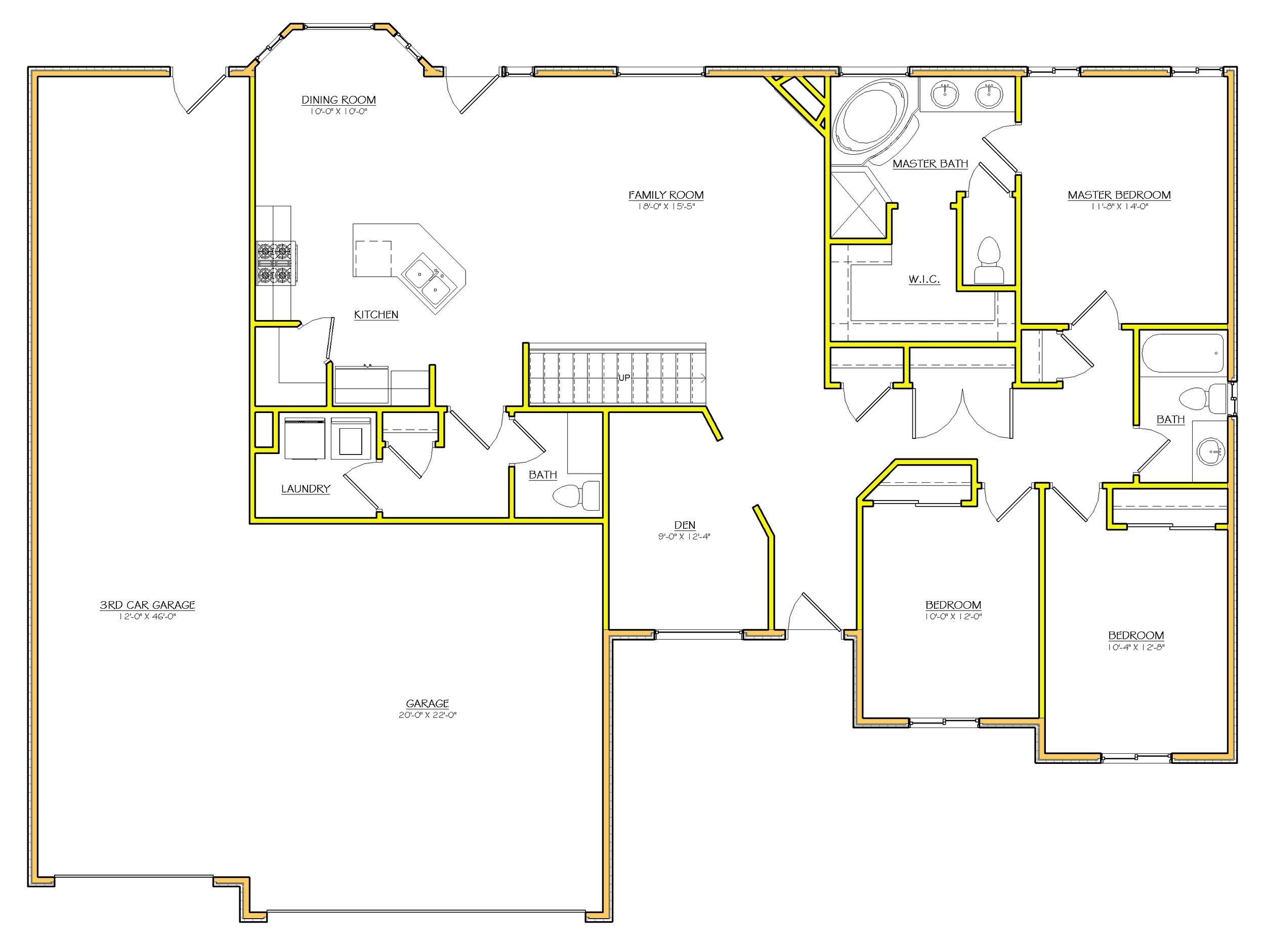 House Plans In Utah 24 Spectacular Rambler House Plans Utah House Plans 54091