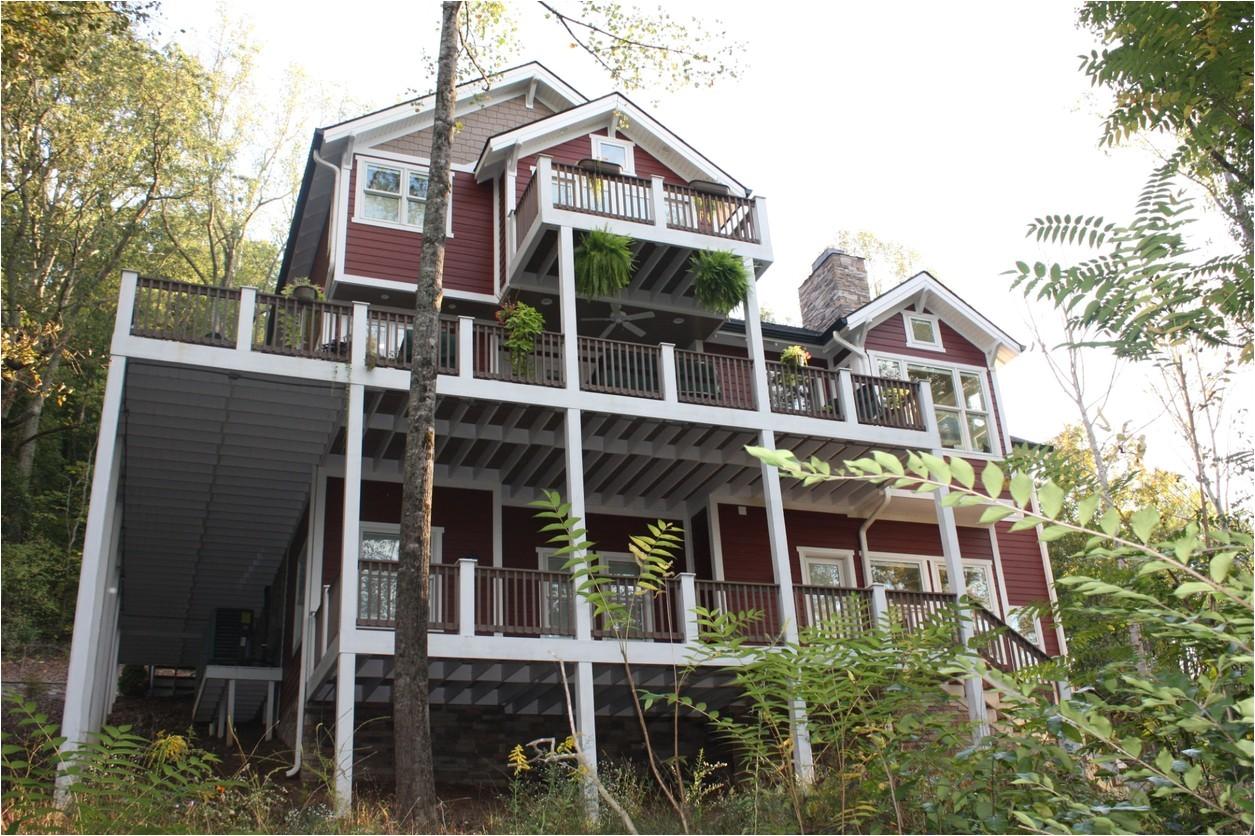 narrow houseplans