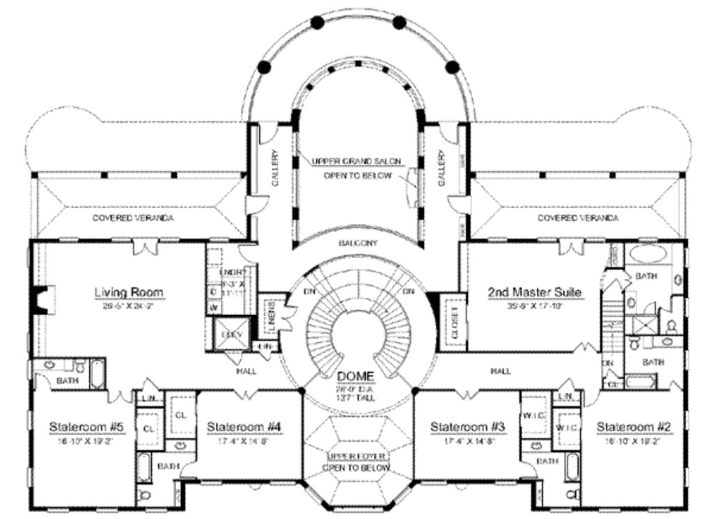 house plans 4000 sq ft