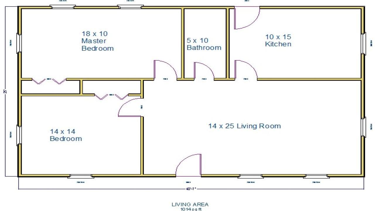 d40ea7cbd81e4941 900 square foot house 1000 square foot house plans