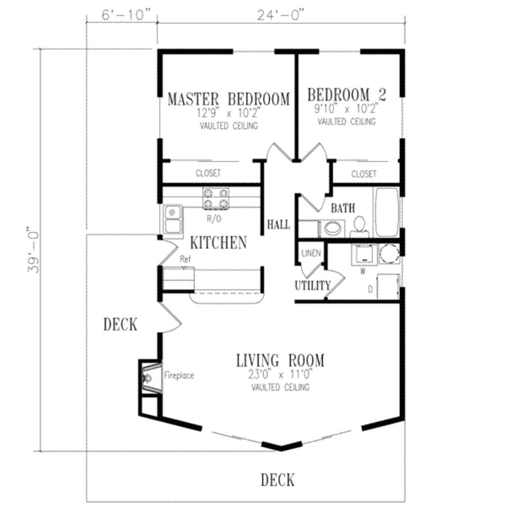 house plans less than 900 square feet